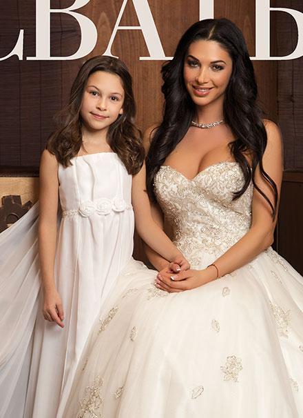 Биляна Йотовска с дъщеря си Никол